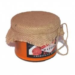 Chorizo en manteca, Matoso,...