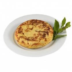 Tortilla de Patatas con...