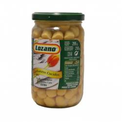 Garbanzos Cocidos Lozano 250 g
