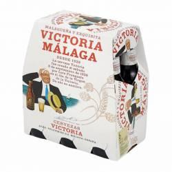 Cerveza Victoria Botellín...