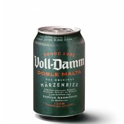 Cerveza Voll-Damm 33 cl