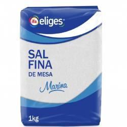Sal Fina de Mesa Eliges 1 kg