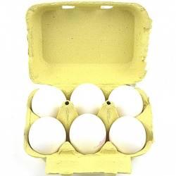 Huevos Blancos Talla XL