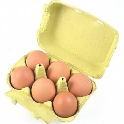 Huevos Morenos Talla L