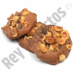 Pasta de Avellanas y Chocolate