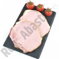 Chuletas de Cerdo Ahumada...