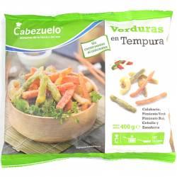Verduras en Tempura 400 g