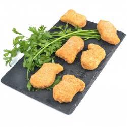 Nuggets Vegetarianos...