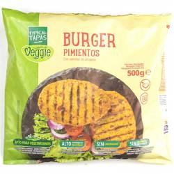 Burguer Vegetariana...